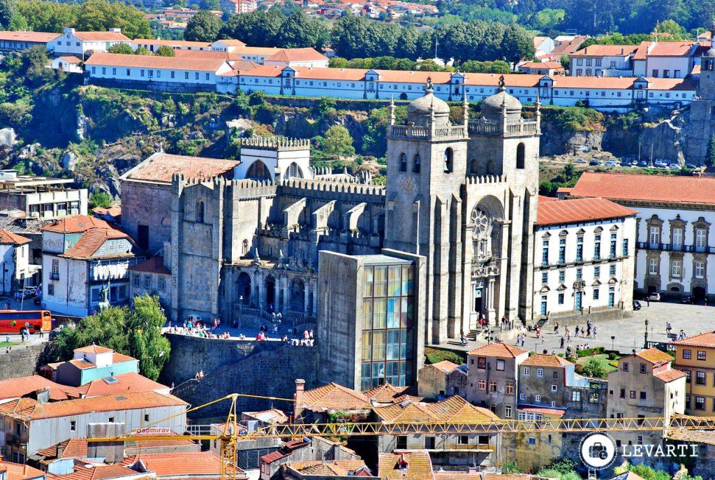 Sé–do–Porto 1024x687 - Porto em dois dias: roteiro prático com os principais pontos turísticos