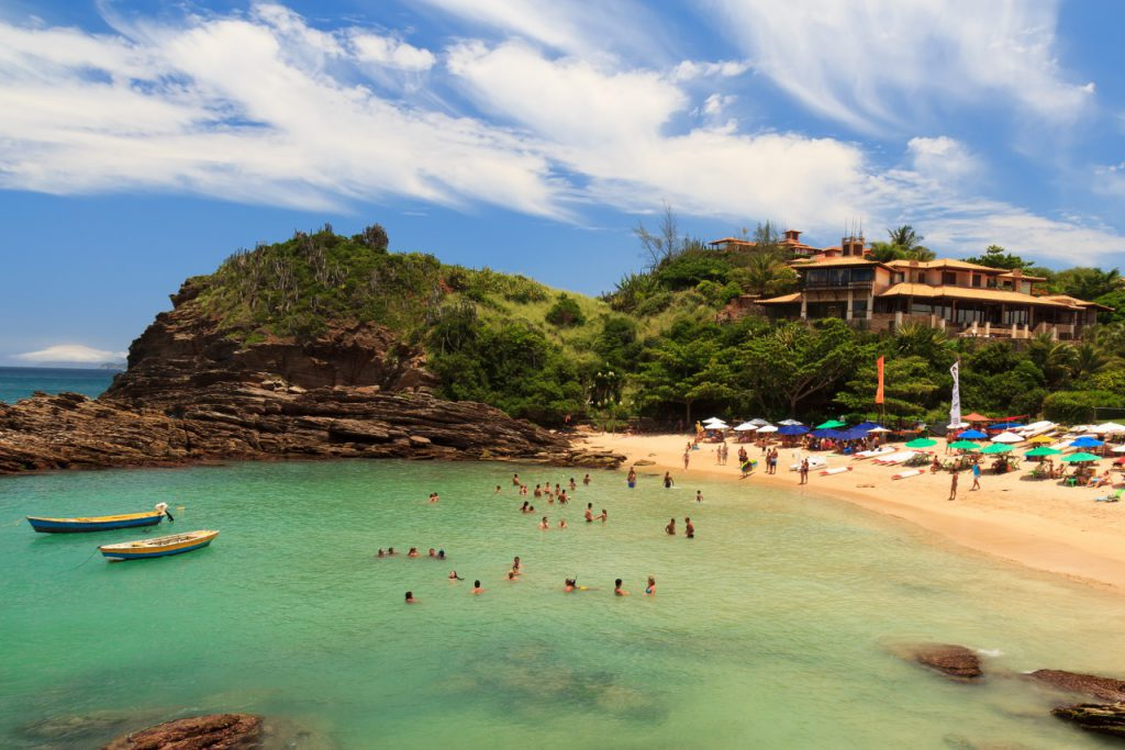 buzios 1024x683 - 7 cidades para conhecer no Rio de Janeiro, além da capital