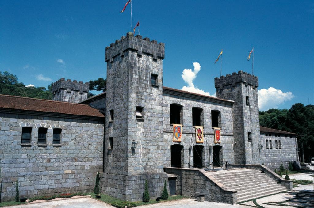 caxias do sul - Os 10 castelos mais bonitos para visitar do Brasil