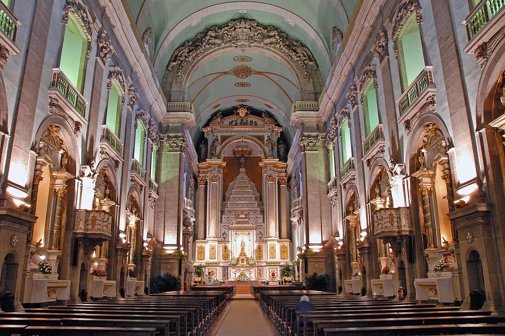 igreja N.ª Sr.ª da Lapa - Porto em dois dias: roteiro prático com os principais pontos turísticos