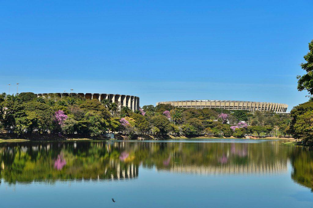 lagoa–da–pampulha 1024x682 - 8 passeios gratuitos para se fazer em Belo Horizonte