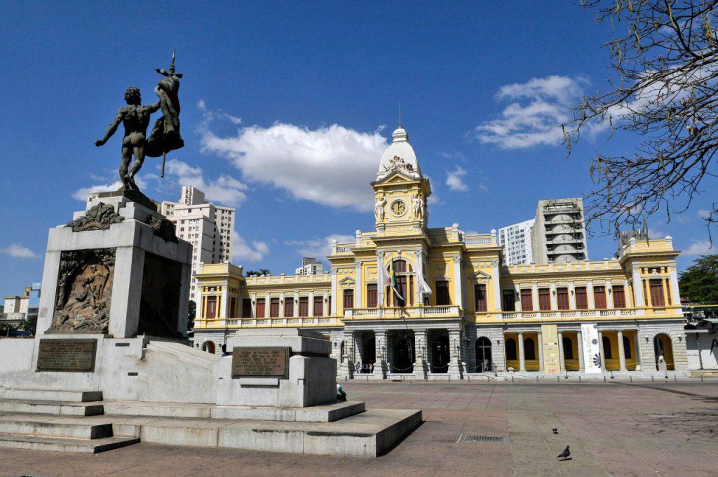 Praça da Estação – BH. Pedro Vilela/MTur