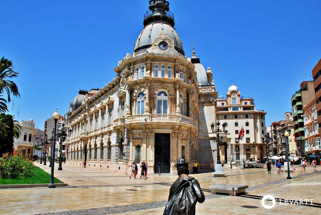 BlogDSC 2991 1024x687 - Roteiro prático: o que fazer em 1 dia na Cartagena Espanhola