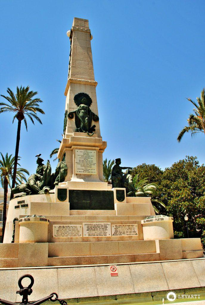 BlogDSC 2993 688x1024 - Roteiro prático: o que fazer em 1 dia na Cartagena Espanhola