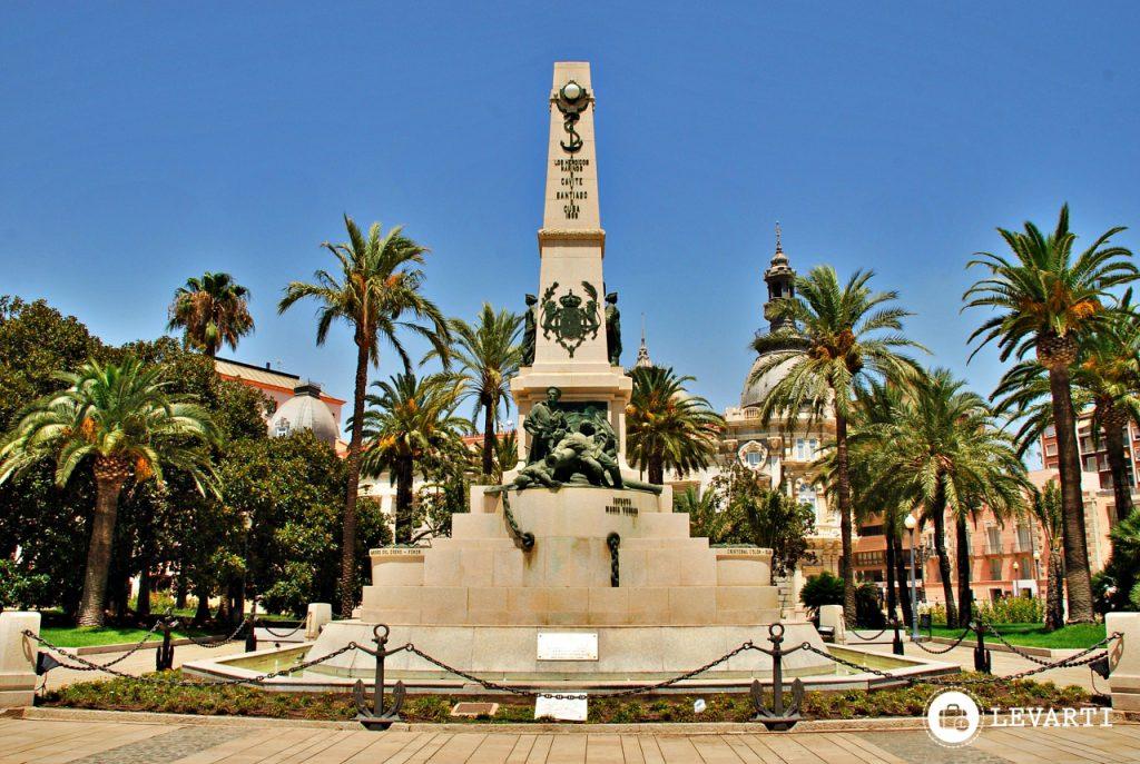 BlogDSC 2995 1024x687 - Roteiro prático: o que fazer em 1 dia na Cartagena Espanhola