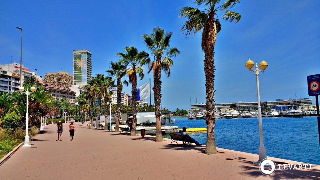 Alicante, Espanha.