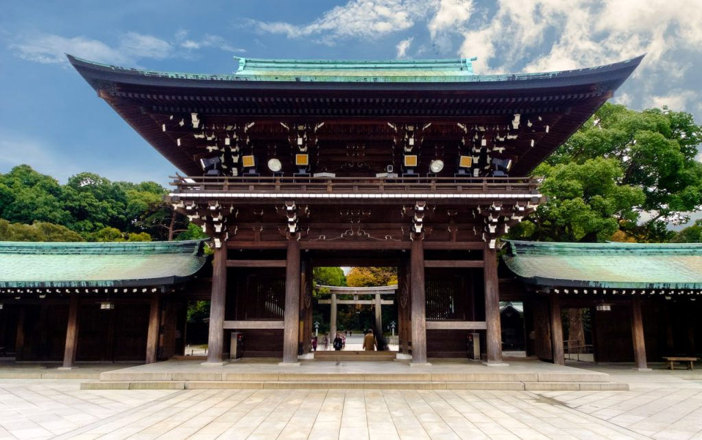 Meiji Jingu 2 1024x642 - O que fazer em Tóquio: 10 dicas para sua primeira viagem à capital japonesa