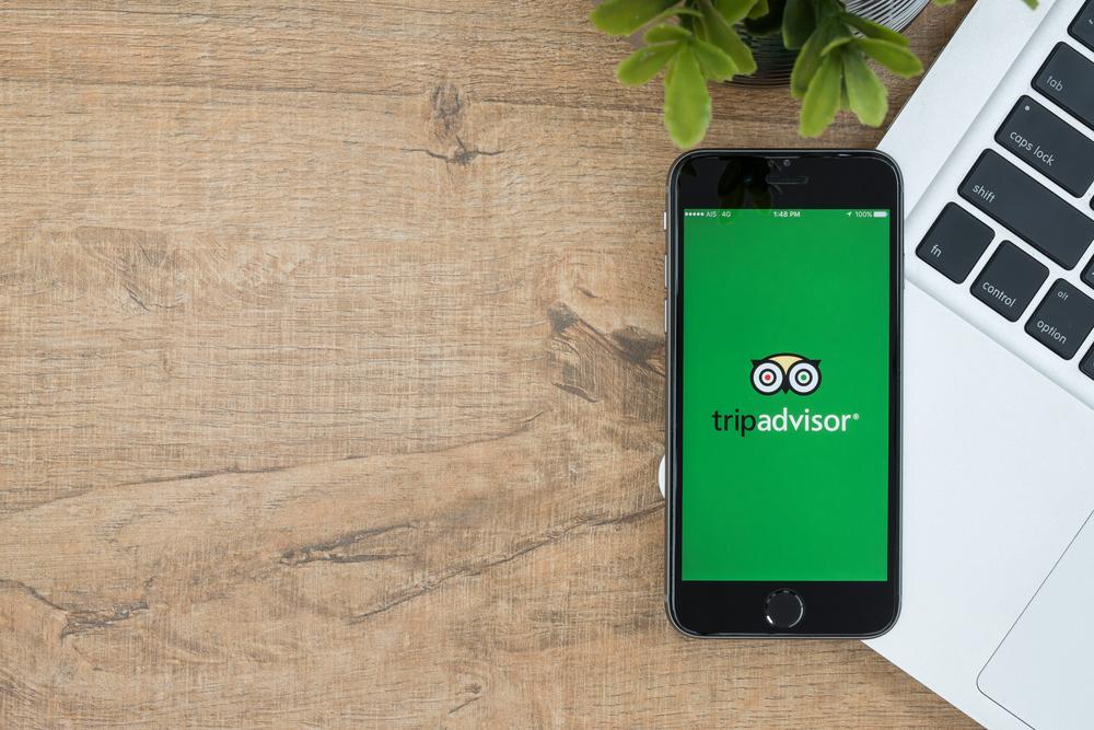 Tripadvisor launches live sentiment dashboard to support global tourism recovery - Aplicativos de viagem ajudam turistas a traçar rotas, converter taxas de câmbio e até traduzir a própria voz em tempo real.