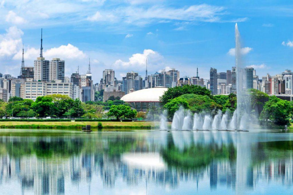 ibirapuera e1566584609180 1024x683 - 10 dicas de atrativos para sua primeira visita em São Paulo