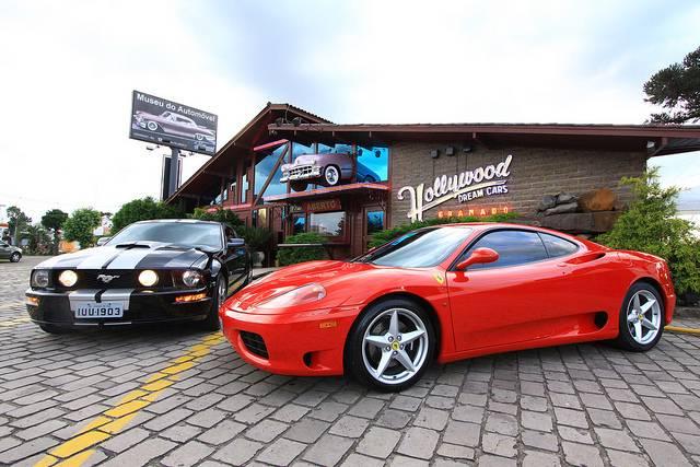 hollywood dream cars gramado 3 - O que fazer em Gramado RS: 10 melhores atrativos da cidade