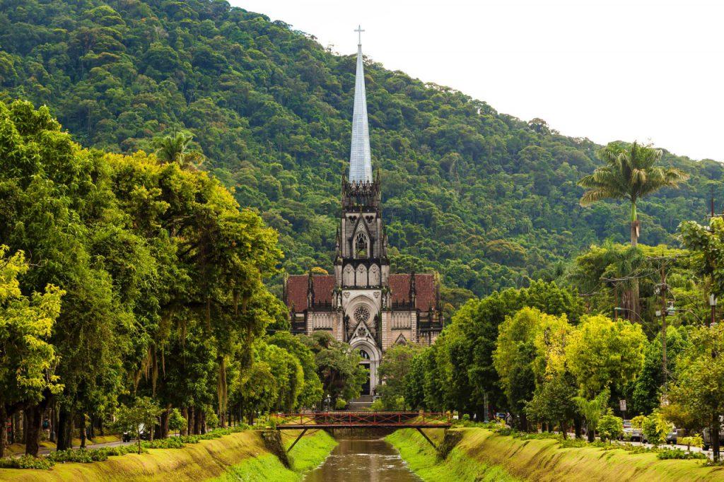 Cidades históricas brasileiras: Catedral de São Pedro de Alcantara, Petrópolis RJ