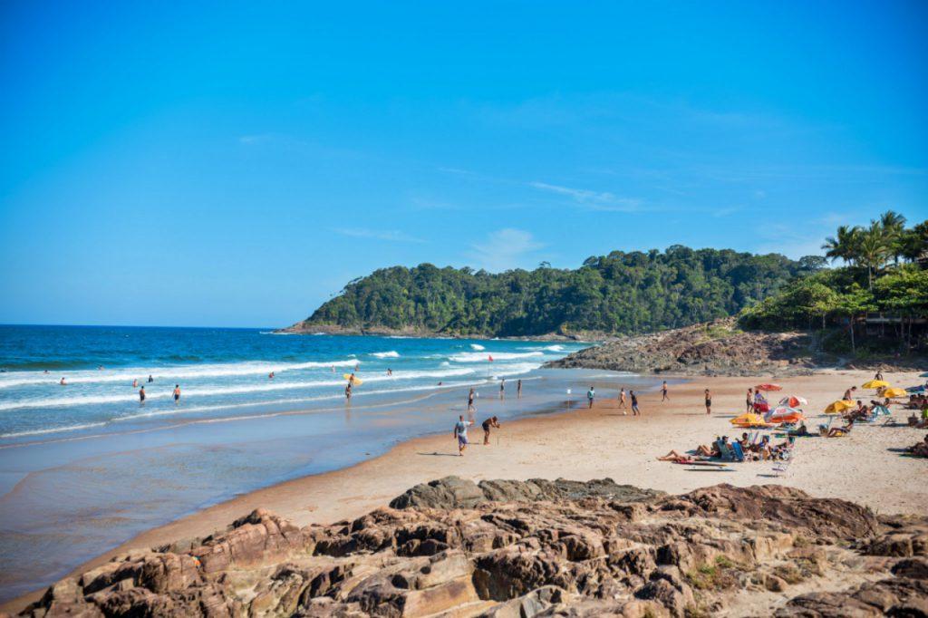 Praia da Tiririca, Itacaré - BA